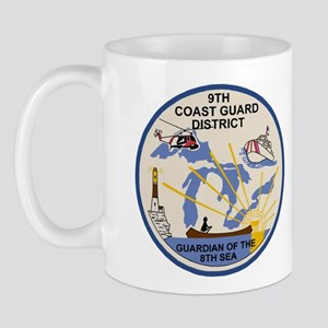 9th Coast Guard District <BR>Coffee Cup