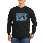 Keep Mum Chum War Poster Long Sleeve Dark T-Shirt