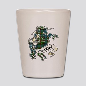 MacLeod Unicorn Shot Glass