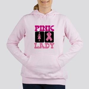 PINK LADY Women's Hooded Sweatshirt