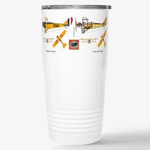 """Curtiss JN-4 """"Jenny"""" Mugs"""