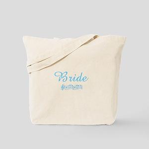Bride (music) Tote Bag