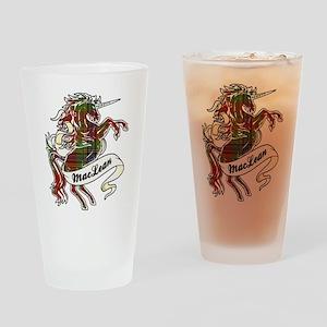 MacLean Unicorn Drinking Glass