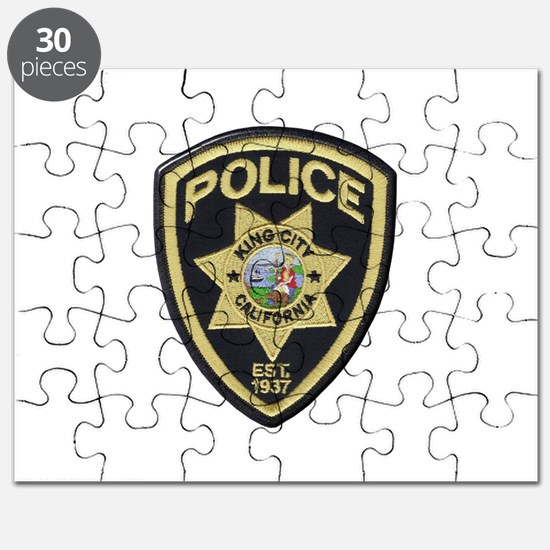 King City Police Puzzle