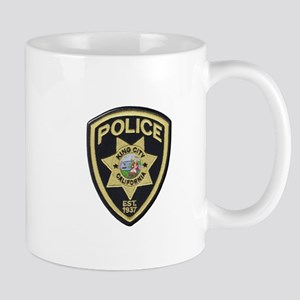 King City Police Mugs