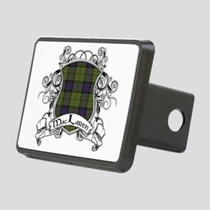 MacLaren Tartan Shield Rectangular Hitch Cover