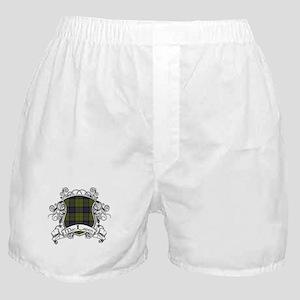 MacLaren Tartan Shield Boxer Shorts