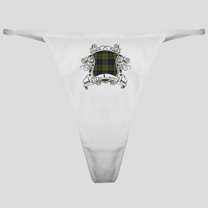 MacLaren Tartan Shield Classic Thong