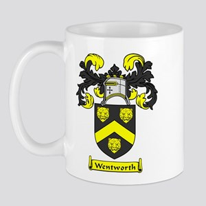 WENTWORTH Coat of Arms Mug