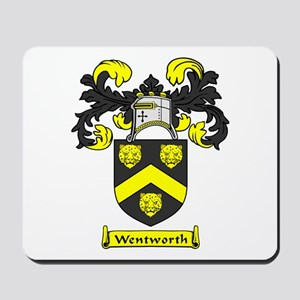 WENTWORTH Coat of Arms Mousepad