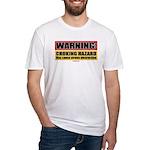 Jiu Jitsu Choking Hazard - BJJ t-shirt