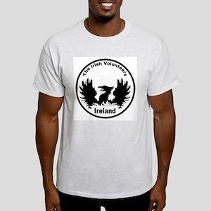 The Irish Volunteers Light T-Shirt