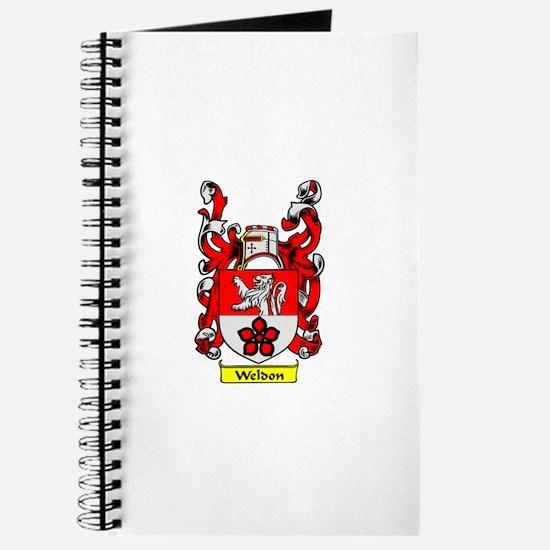 WELDON Coat of Arms Journal