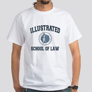 Illustrated School of Law T-Shirt