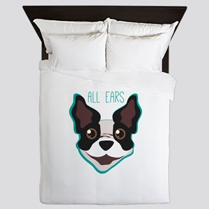 All Ears Queen Duvet