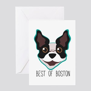 Best of Boston Greeting Cards