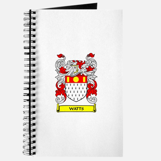 WATTS Coat of Arms Journal