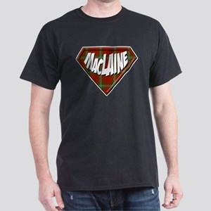 MacLaine Superhero Dark T-Shirt