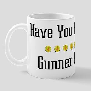 Hugged Gunner Mug