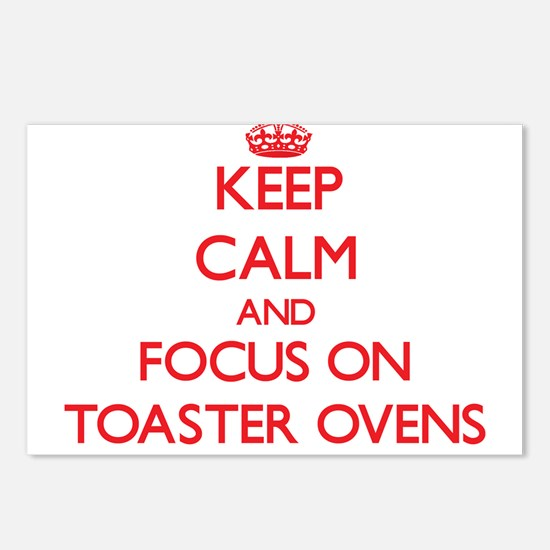 Cute Toaster oven Postcards (Package of 8)