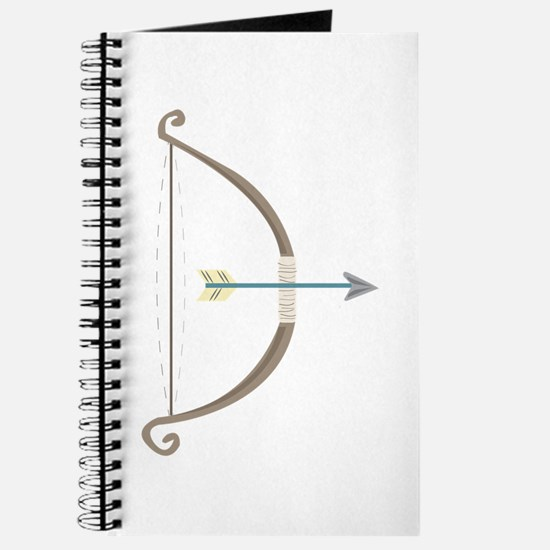 Bow and Arrow Journal