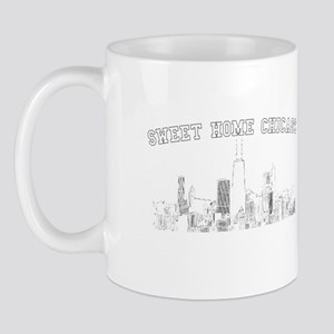 Sweet Home Chicago Mug