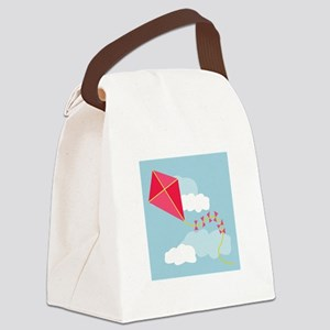 Kite Canvas Lunch Bag