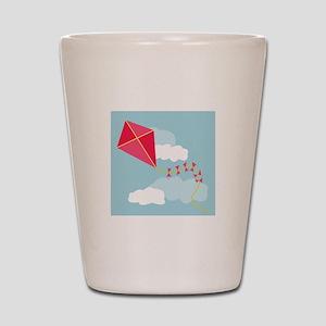 Kite Shot Glass