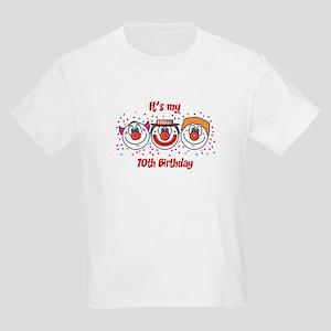 Its my 70th Birthday (Clown) Kids Light T-Shirt