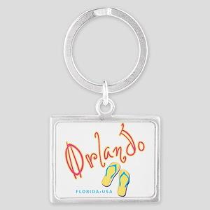 Orlando - Landscape Keychain