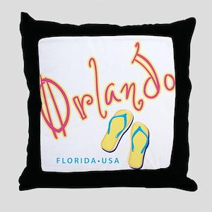 Orlando - Throw Pillow