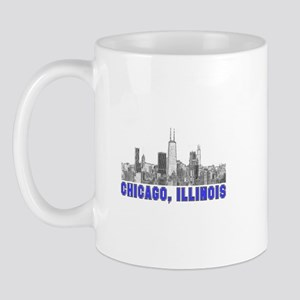 Chicago, Illinois Mug