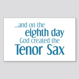 Tenor Sax Creation Sticker