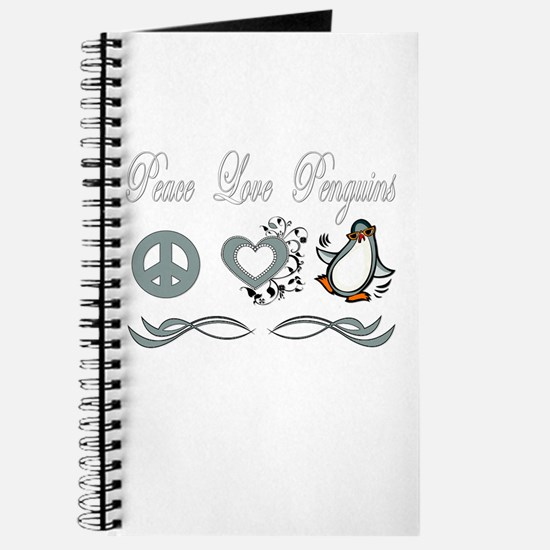 Unique Penguins love Journal