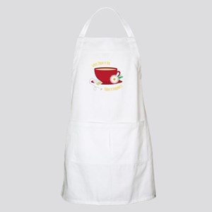 Tea Is Happiness Apron