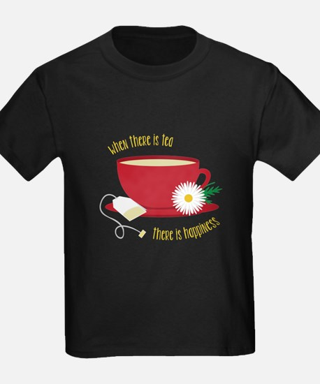 Tea Is Happiness T-Shirt
