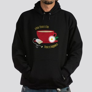 Tea Is Happiness Hoodie