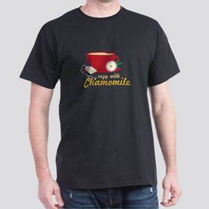 Cozy With Chamomile T-Shirt