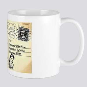 Post Office complaint humor Mugs