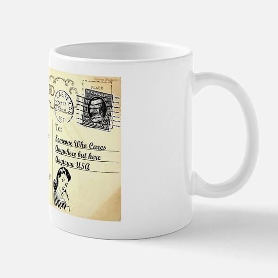 Post Office complaint humor Mugs