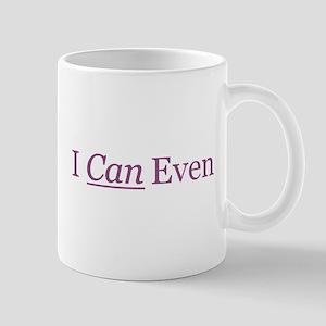 I CAN Even Mugs
