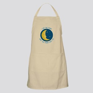 I See The Moon Apron