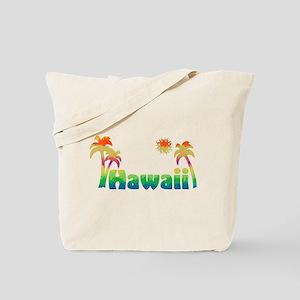 Hawaii (Sketch) Tote Bag