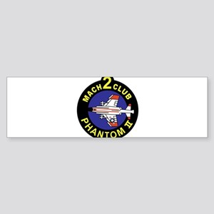 3-f-4logo Bumper Sticker