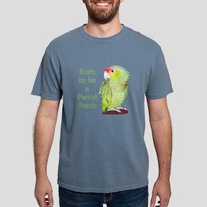 Harry-perch-front-blk T-Shirt