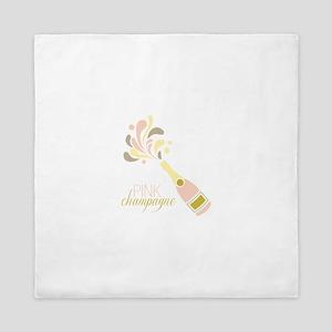 PINK champagne Queen Duvet