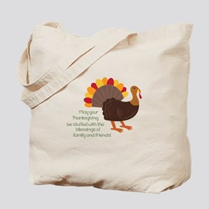 May Your Thanksgiving Tote Bag