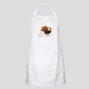 May Your Thanksgiving Apron