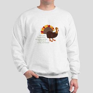 May Your Thanksgiving Sweatshirt