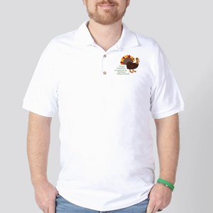 May Your Thanksgiving Golf Shirt